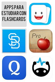 Las Mejores Apps para ayudarte a estudiar con Flashcards