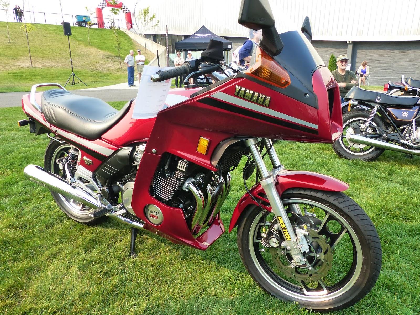 Yamaha Xj Seca on 1980s Suzuki Motorcycles