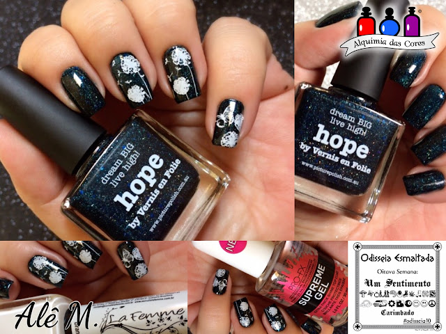 8 Etapa, #odisseia10, picture polish, hope