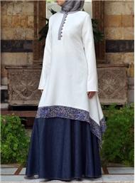 Model Terbaru Baju Gamis Turki Desain Elegan Simpel Dan Menarik