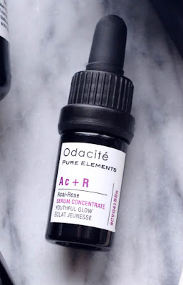 Odacité's Acai Rose Serum Concentrate