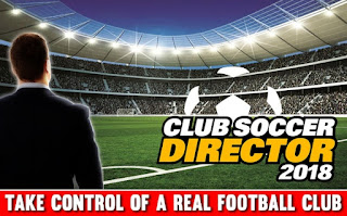 Club Soccer Director 2018 MOD APK Terbaru v2.0.8e (Unlimited Money)