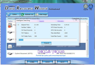 Easus Data Recovery Wizard 3