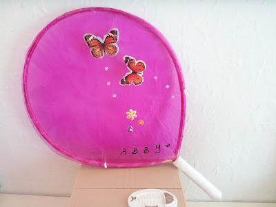 Tuan Shan, Chinese Fan, DIY Chinese Fan