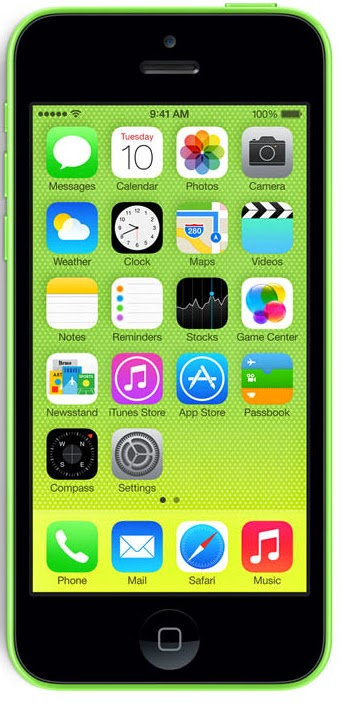 Harga Baru Bekas HP iPhone 5C