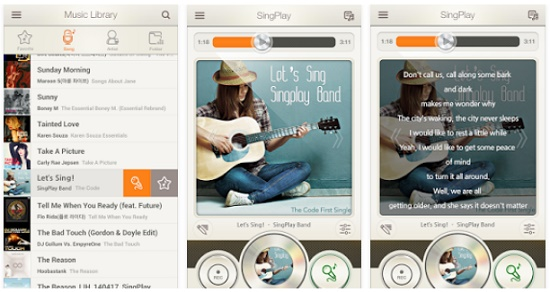 Aplikasi karaoke android tanpa vokal