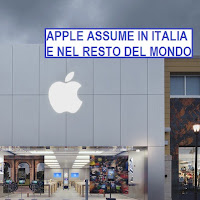 apple assume in italia