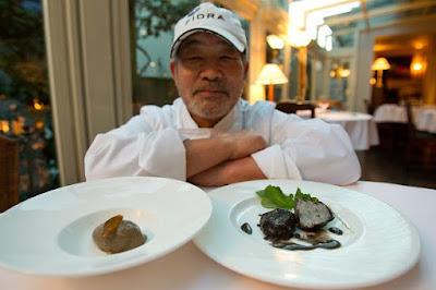 Restoran Di Jepun Yang Menjual Makanan Dari Tanah