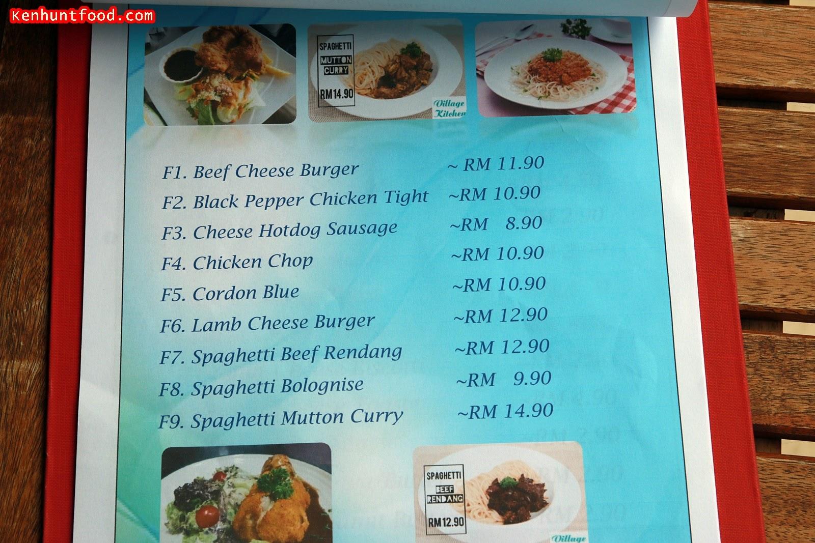 Ken Hunts Food Village Kitchen D Piazza Mall Bayan