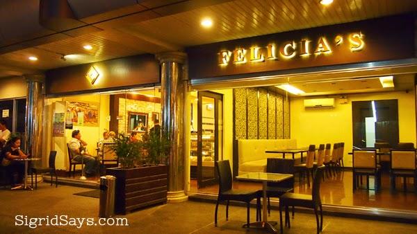 Felicia's 6th Street - Bacolod restaurants