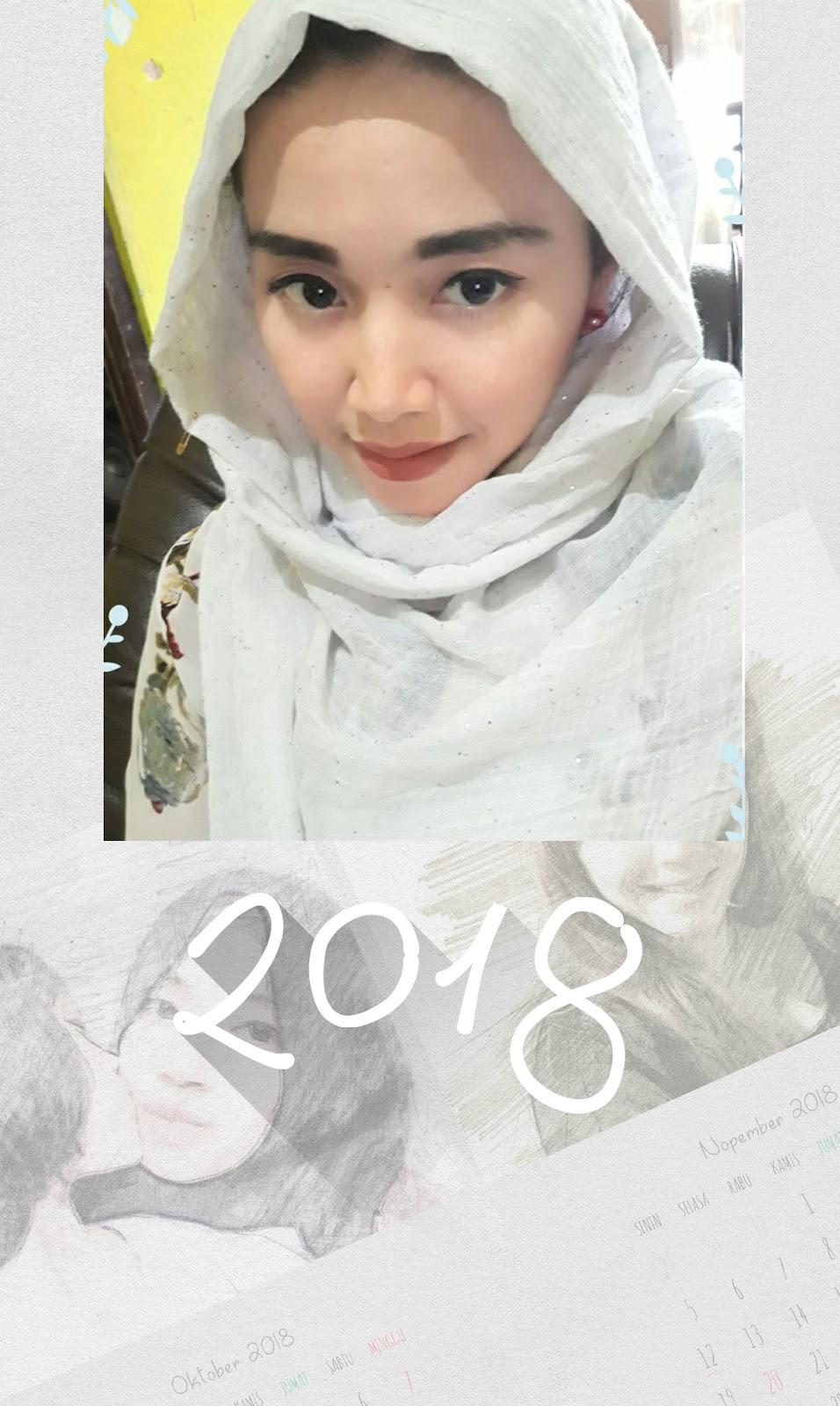 Desain Kalender Indonesia 2018 - Cover