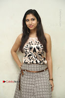 Actress Vanditha Stills in Short Dress at Kesava Movie Success Meet .COM 0097.JPG