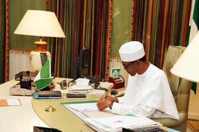 Pres. Buhari: Cancels Medical Trip To The UK