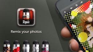 تحميل النسخة المدفوعة من تطبيق Repix full تحرير وتعديل الصور
