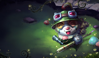 Chinese Recon Teemo Skin