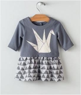 Origami Baju anak 7