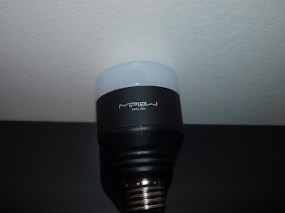 Análise MIPOW a lâmpada inteligente 1