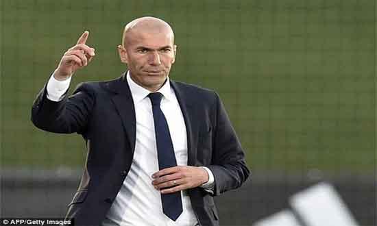 Misi Zinedine Zidane Mempertahankan Gelar Juara Liga Champions
