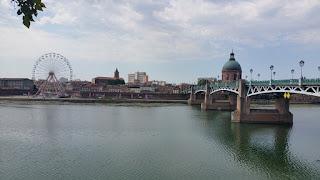 Toulouse. El Garona