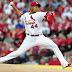 MLB: Carlos Martínez se ha visto sólido, pero aún busca una mayor eficiencia
