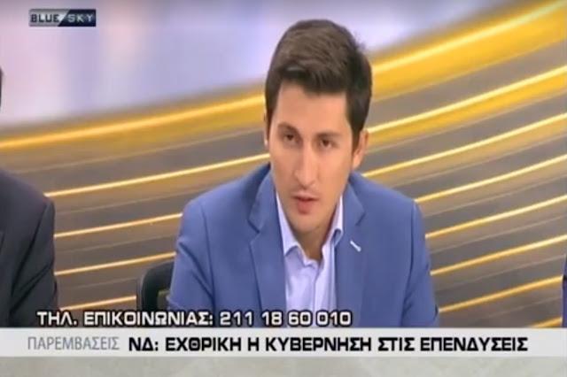 Ο Παύλος Χρηστίδης παίρνει θέση υπέρ των 19 συλληφθέντων στο Ειρηνοδικείο του Άργους (βίντεο)