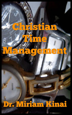 Christian time management book