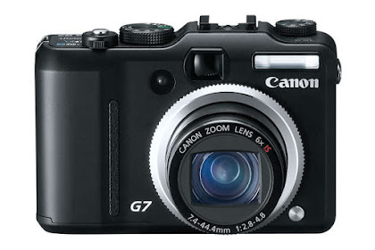 Canon PowerShot G7 Series Driver Download