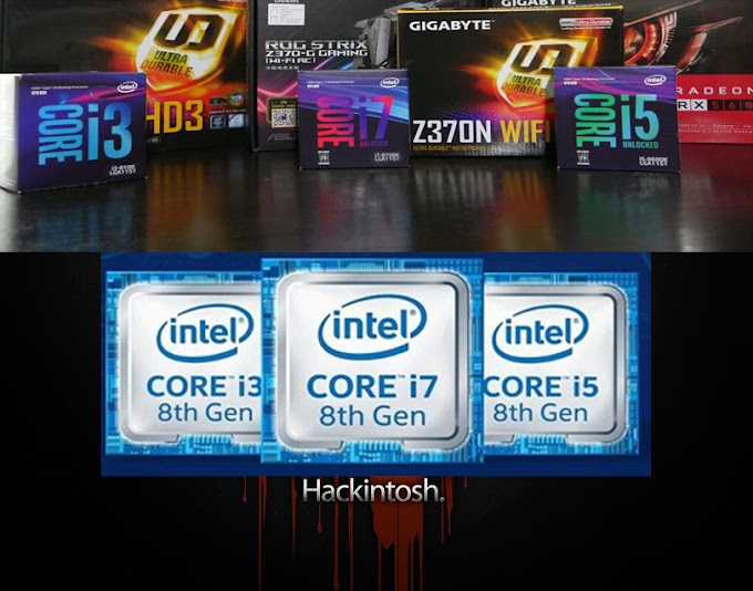 COFFEE LAKE HACKINTOSH COMPONENTS GUIDE FOR 2018