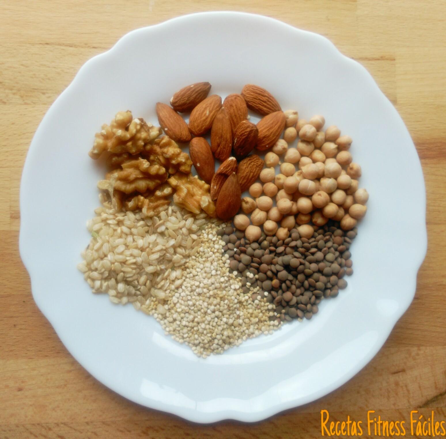 recetas de comidas con proteinas y verduras