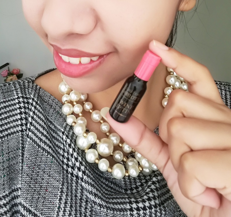 Chateau Labiotte Wine Liptint review