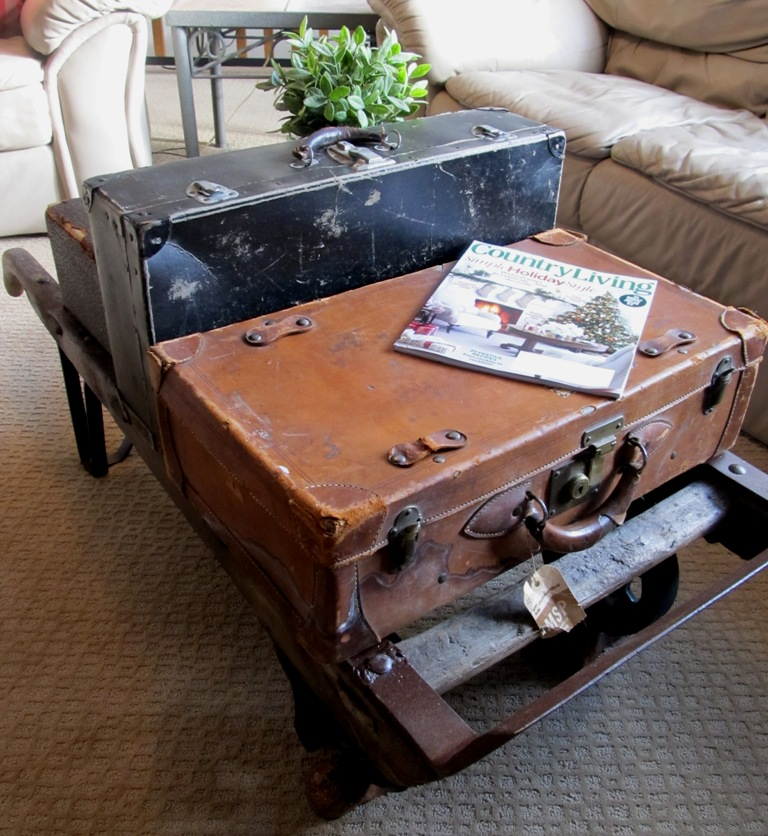 Funky Coffee Tables: Carrington, ND: Funky Coffee Table