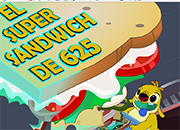 Stich Super Sandwitch