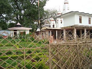 Shiv Mahadev Temple.