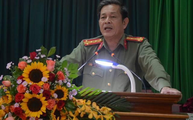 Đại tá Lê Văn Tam bị kỷ luật vì kê khai tài sản không trung thực