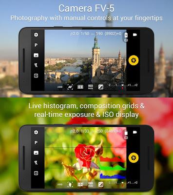 Camera FV-5 Pro v3.31.1