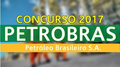 Concurso Petrobras S/A 2017