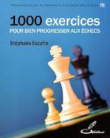Un bon livre d'exercices tactiques aux échecs