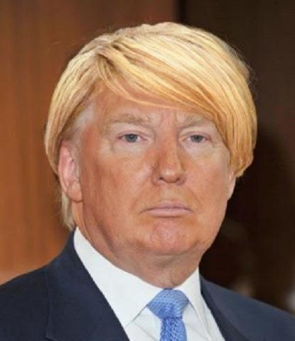 trump new hair