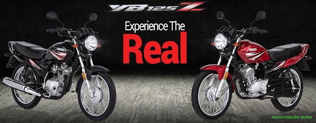 Yamaha YB125Z