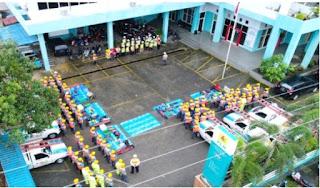 Untuk Menyambut Perayaan Hari Natal, PLN Persero Tanjungpinang Antisipasi Untuk Mengatasi Padam nya Listrik