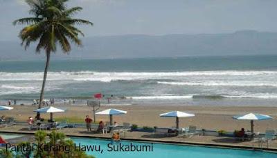 MENIKMATI 10 PANTAI TERBAIK DI JAWA BARAT - Adeeva Travel