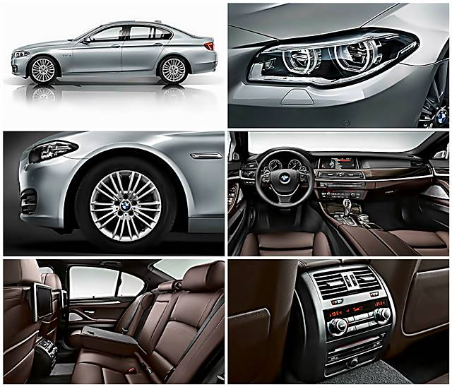 2016 BMW 5 Series Redesign