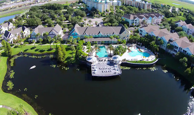 Set around a lake, the tropical-themed Runaway Beach Club Kissimmee comprising colorful cottages, is 4 miles from Walt Disney World®, 7 miles from SeaWorld and 12 miles from Universal Orlando.