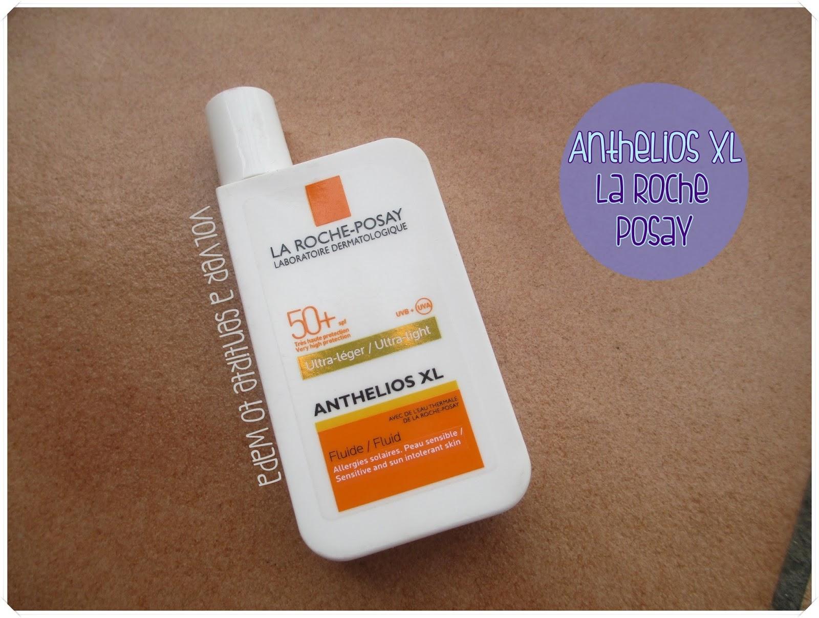 Protección Solar Anthelios XL de La Roche-Posay