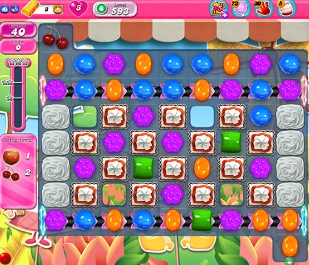 Candy Crush Saga 593