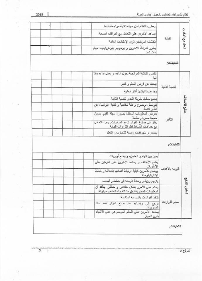 نموذج 360 لتقييم الاداء لشاغلي وظائف الادارة العليا والتنفيذية 12508718_1851521008326756_3760536277760636536_n