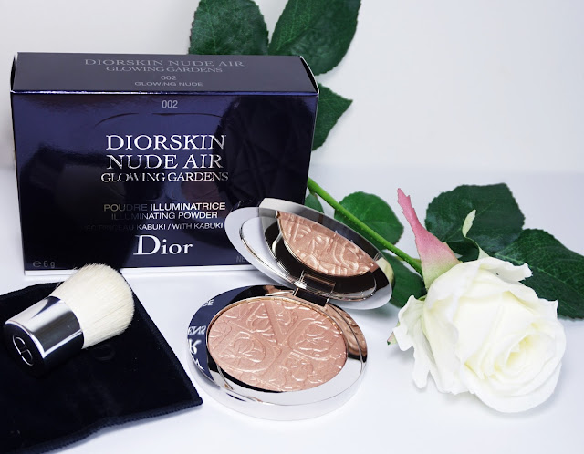 Dior - Diorskin Nude Air Illuminating Powder (002 Glowing Nude)