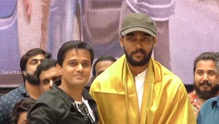 Bigg Boss Aarav Graces Ma Ma Ki Ki Audio Launch   Karthick Naren   Aruna Sairam