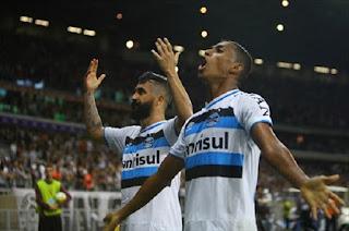 Grêmio levou a melhor no primeiro jogo da final da Copa do Brasil