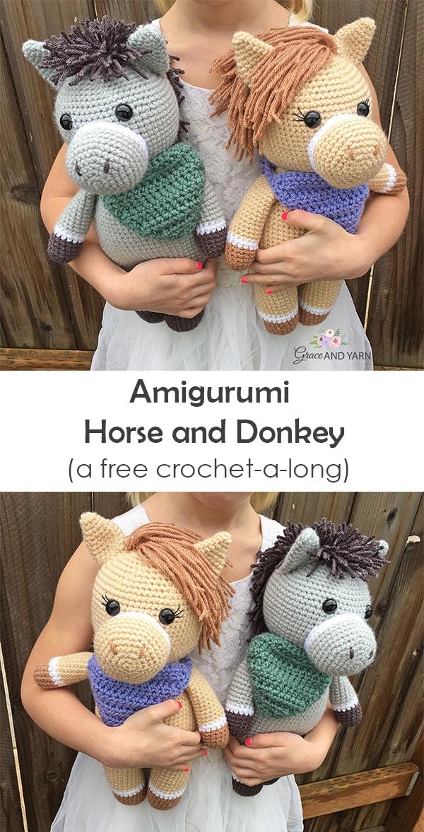 Ravelry: Amigurumi Horse -